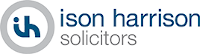 logo for Ison Harrison solicitors