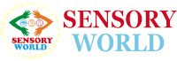 logo for Sensory World, Dewsbury